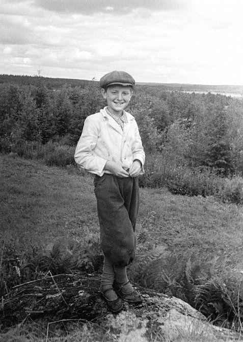 Joseph Brodsky, 1948