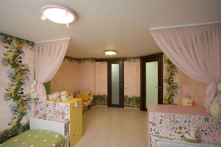 #дизайн #интерьер #детская #спальня