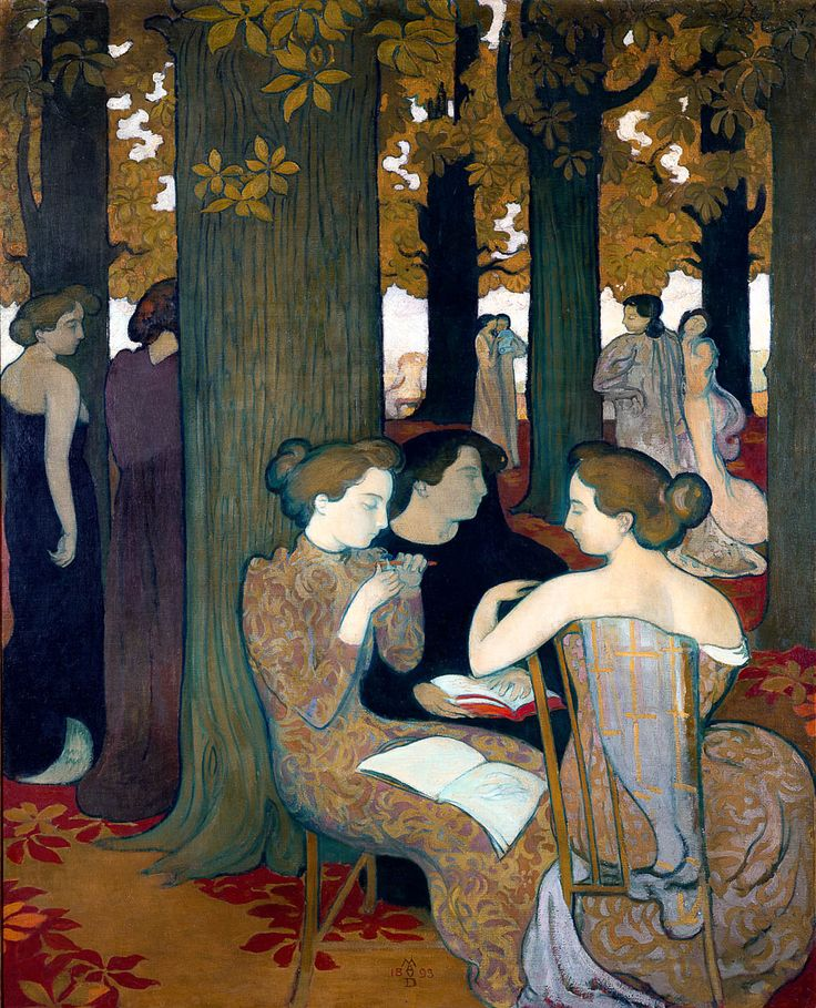 Les Muses | Maurice Denis