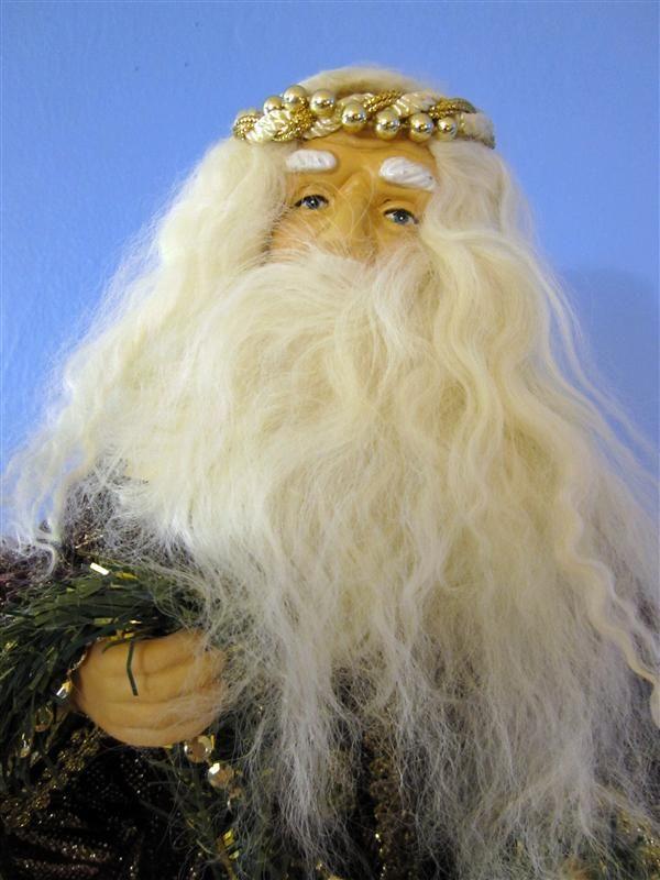 Old world santa claus quot figurine christmas home decor