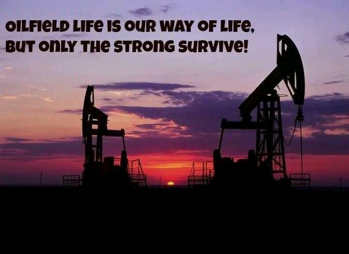 oilfield life