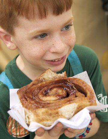 Iowa State Fair Prize Caramel Pecan Roll as adapted from the Iowa State Fair Cookbook by countryliving #Caramel_Pecan_Roll #Iowa_State_Fair #countryliving: Caramel Pecan, Cinnamon Rolls, Country Living, Pecans, Iowa State, Breads Muffins, Fair Foods, Award Winning Recipe