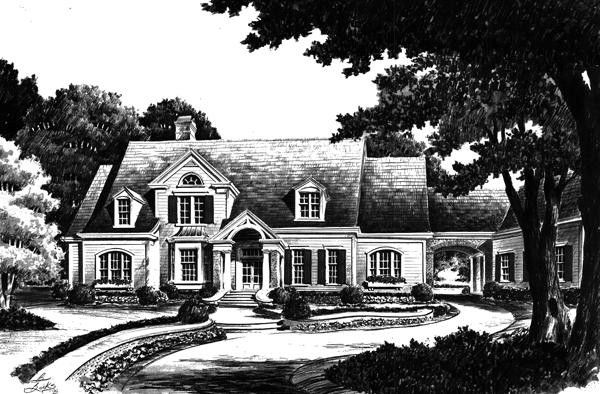 Pin by laurel anderson on dream home plans pinterest for Classic home designs inc