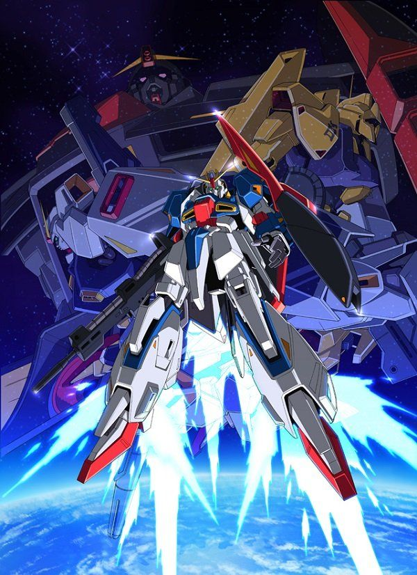 'Mobile Suit Z Gundam' Anime Gets Free Streaming