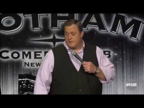 Billy Gardell - Stand Up Comedy - Live Gotham Comedy Club