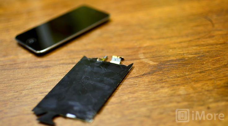 Fixing a cracked iPod Touch screen - CNET