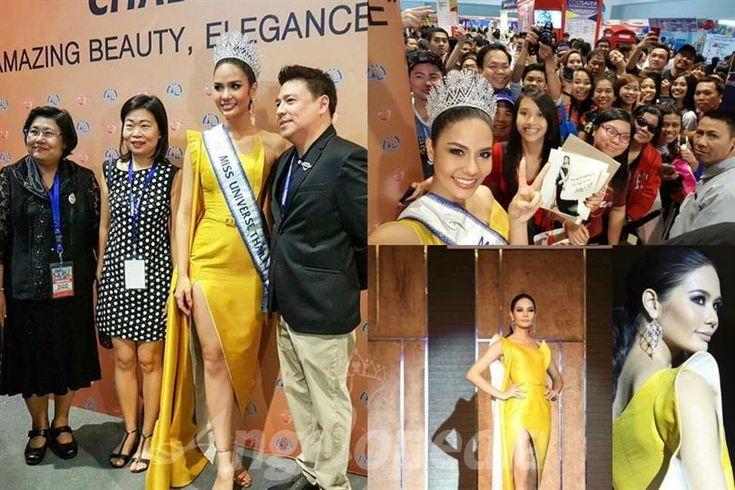 Chalita Suansane returns to Philippines as Tourism Ambassador