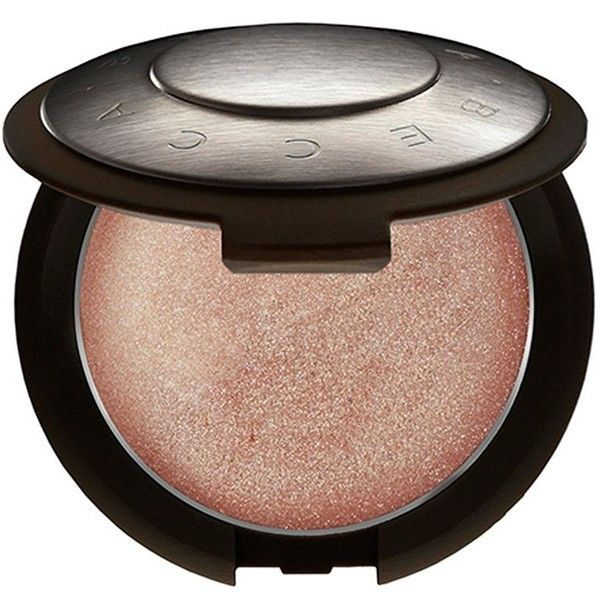 Becca Shimmering Skin Perfector found on Polyvore featuring beauty products, makeup, face makeup, rose gold, becca cosmetics and becca makeup