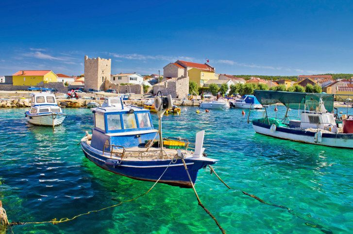 17 Affordable Vacation Spots All Budget Travelers Need To Know About--esp. Croatia, Macedonia, and Curacao (near Aruba),