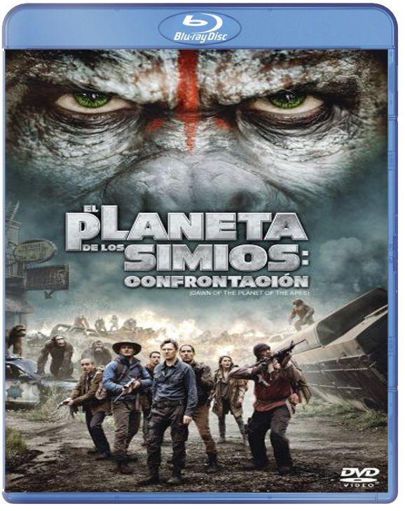 El Planeta De Los Simios Confrontacion 1080p Belteheran Videojuegos Dawn Of The Planet Planet Of The Apes Free Movies Online