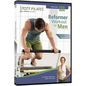 Pilates Reformer workout specifically designed for Men.  Pilates was founded by...A MAN!