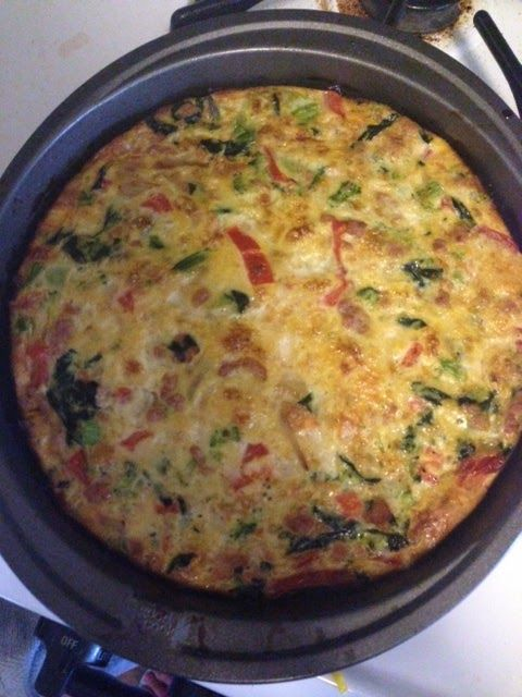 Broke and Bougie: Clean Breakfast Quiche