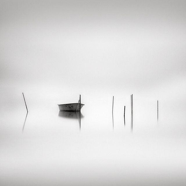 Frozen: Breathtaking Black & White Photography by Maria Strömvik
