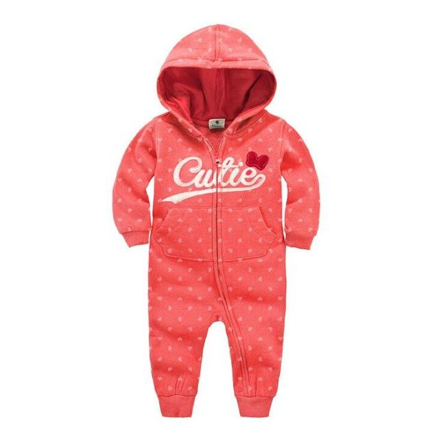 2017 spring Baby rompers Newborn Cotton tracksuit Clothing Baby Long Sleeve hoodies Infant Boys Girls jumpsuit baby clothes boy