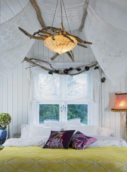 canopy: Decor, Ideas, Dream, Ceiling, Bedrooms, House, Light