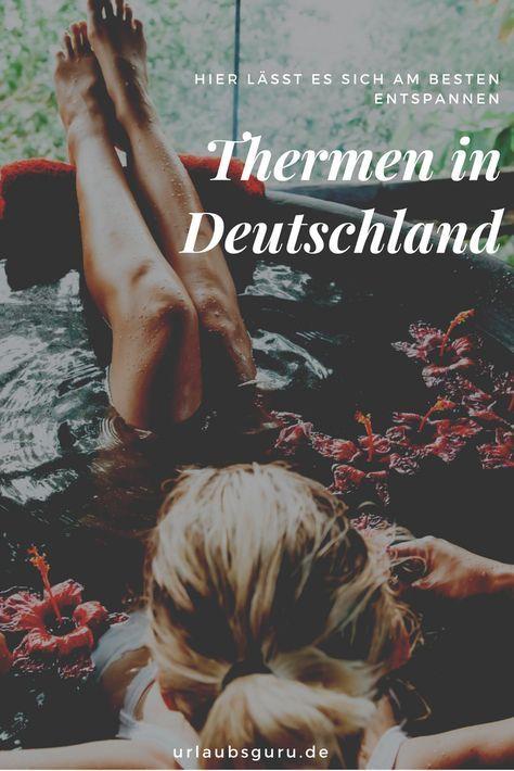 Auf der Suche nach Urlaubsfeeling, Entspannung pur und einer Wellness-Oase, selbst wenn das Wetter draußen mal nicht mitspielt, schreit es förmlich nach einem Besuch der schönsten Thermen in Deutschland. Es gibt wohl kaum einen besseren Ort, um dem stressigen Alltag für ein paar Stunden zu entfliehen und mal wieder ordentlich Ruhe und Kraft zu tanken als in Paradiesen wie der Therme Erding, der Bali Therme, Toskana Therme oder weiteren Thermen in der Republik.