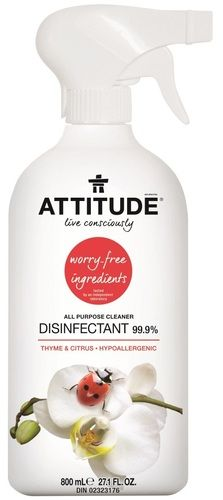 ATTITUDE Disinfectant Spray $5.49 - from Well.ca