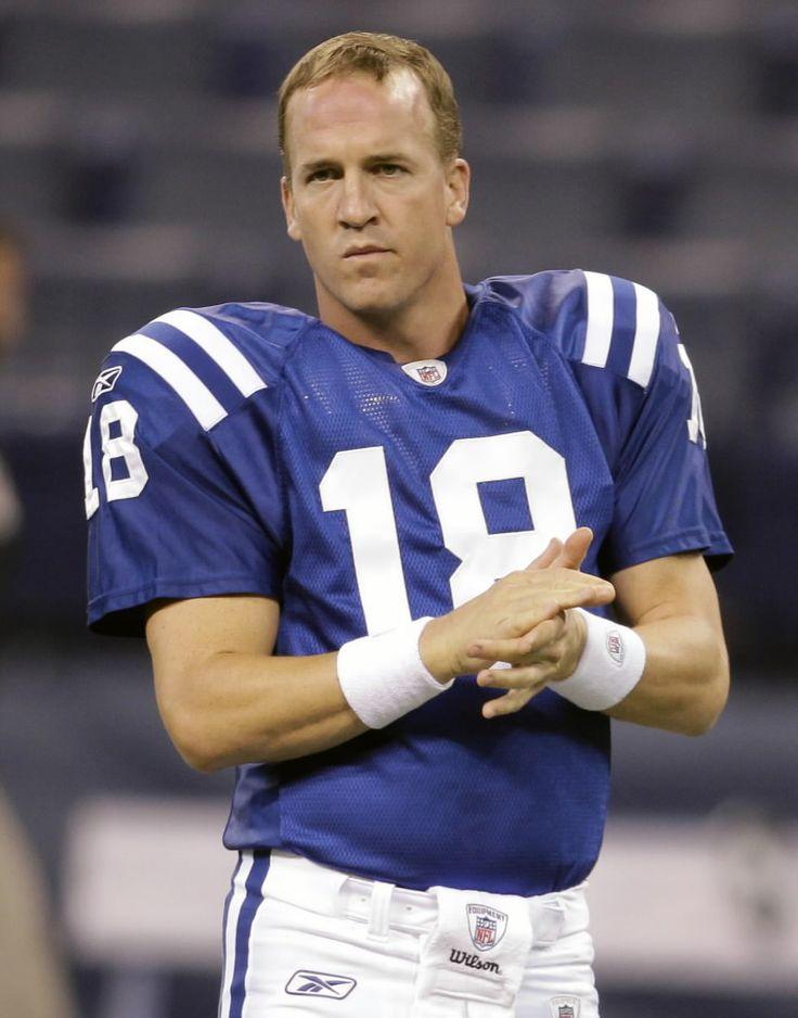 peyton manning | Broncos Blog: Peyton Manning #18 - Bio