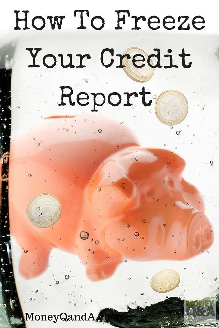 Have you ever been the victim of identity theft? Did you know that you can freeze your credit report to protect yourself and your family from identity theft. Here are several tips on how to freeze your credit report