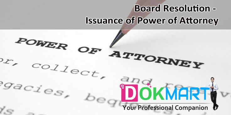 This document consist of draft Board resolution, for issuance of Power of Attorney conferring the general powers of management to enable the attorney to discharge his duties, along with Preamble in editable word format making it handy for you to use and save your time and efforts