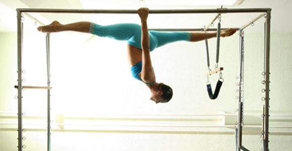Pilates is such pure movement, beautiful and strong