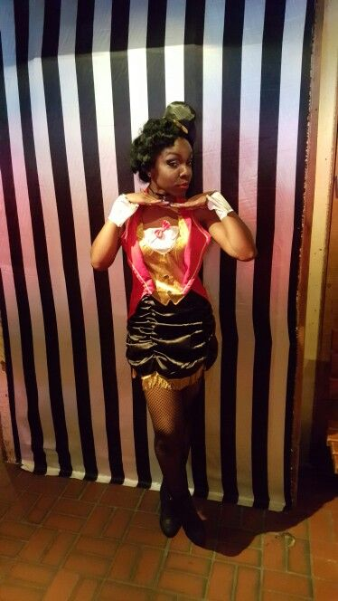Halloween Costumes Circus Theme