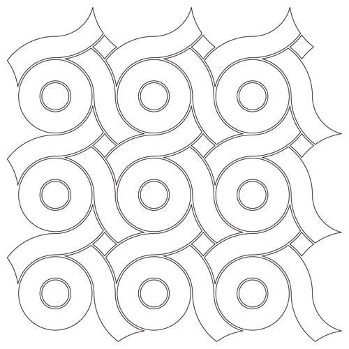 Струя воды | Художественная плитка