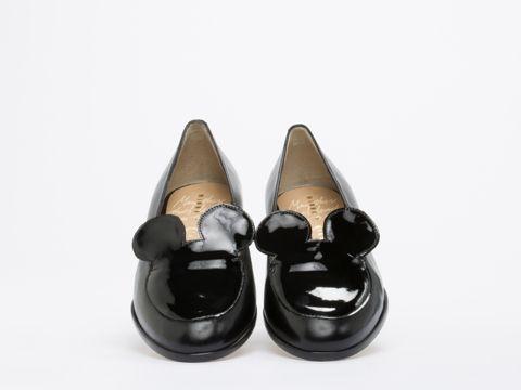 Minna Parikka Mousey in Black at Solestruck.com