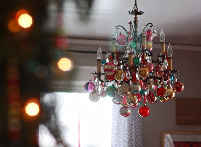 68 best Bohemian and Eclectic Christmas Ideas images on Pinterest ...