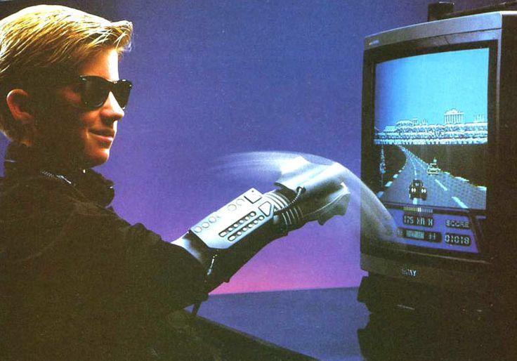 I love the power glove, it's so bad. | #80s