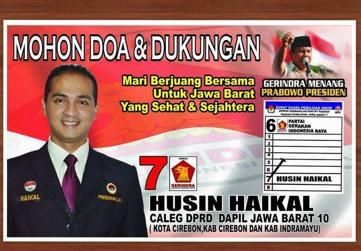 Husin Haikal Calon Anggota DPR Dari 32 Leader Melia Sehat Sejahtera PLC Husin Haikal Calon Anggota DPR Dari Melia Sehat Sejahtera