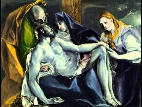 """▶ """"O bone Jesu, illumina oculos meus"""" by Pero de Gamboa - YouTube"""
