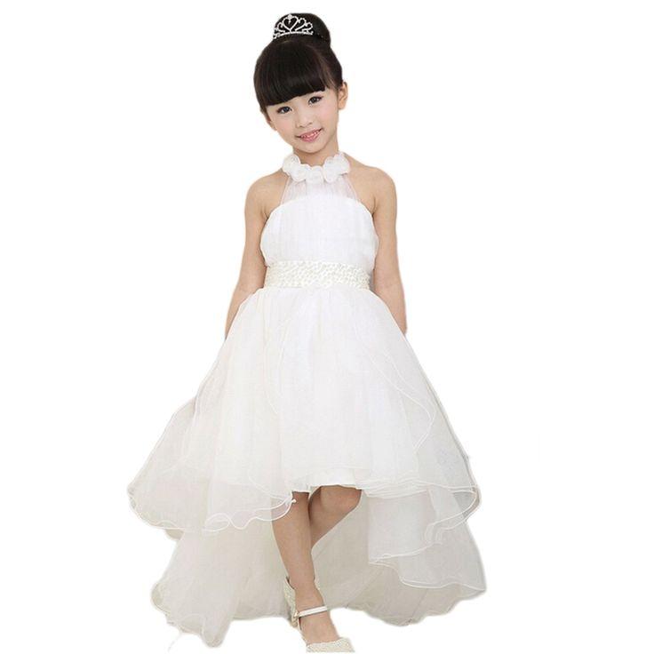 Günstige Kinderkleidung mädchen kleid 2015 Koreanische mädchen prinzessin weißen spitzen langen schwanz hochzeit kinder kleider für mädchen freies verschiffen, Kaufe Qualität Kleider direkt vom China-Lieferanten: kinder kleidung mädchen 2015 koreanisch mädchen prinzessin weißer spitze langen schwanz hochzeit kinder kleider für mädc
