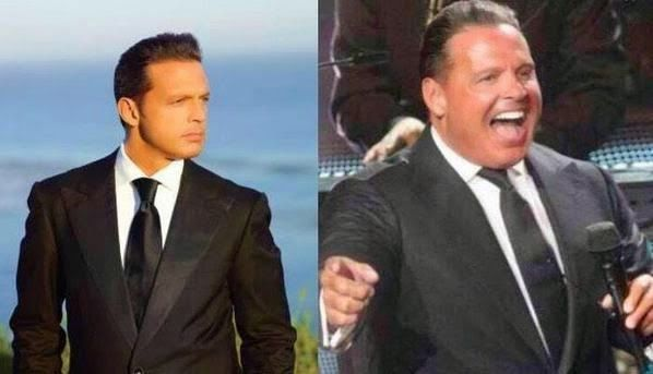 Armario de Noticias: Luis Miguel parece otra persona tras aumento de pe...