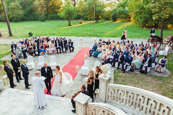 Bogdan Mocanu Photography wedding ceremony, wedding, outdoor ceremony, Stirbey Palace, Palatul Stirbei