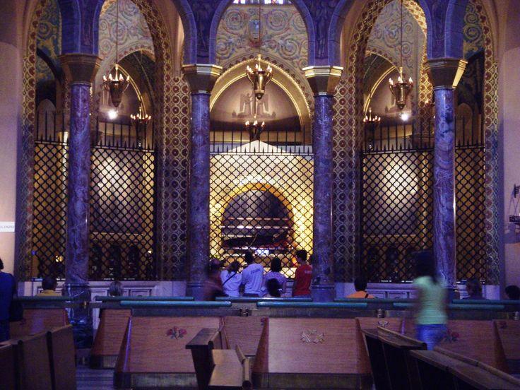 Cripta e fedeli
