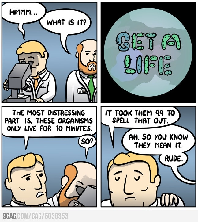 Rude Quotes For Bio: 37 Best Bad Microbiology Humor Images On Pinterest