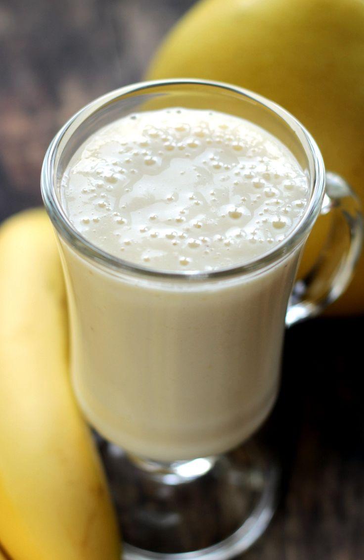 Składniki pomelo, 1 sztuka banany, 2 średnie mleko, 350-400 ml Sposób przygotowania Pomelo dokładnie obrać i podzielić na części. Wrzucić do kielicha blendera. Dodać pokrojone banany. Zmiksować. Wlać mleko (ilość zależy od konsystencji jaką chcecie uzyskać). Ponownie zamieszać. Od razu … Continuereading→