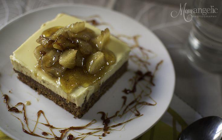 Γιορτινή πουτίγκα (καρυδόπιτα με κρέμα)! | γλυκά | χωρίς γλουτένη | συνταγές…