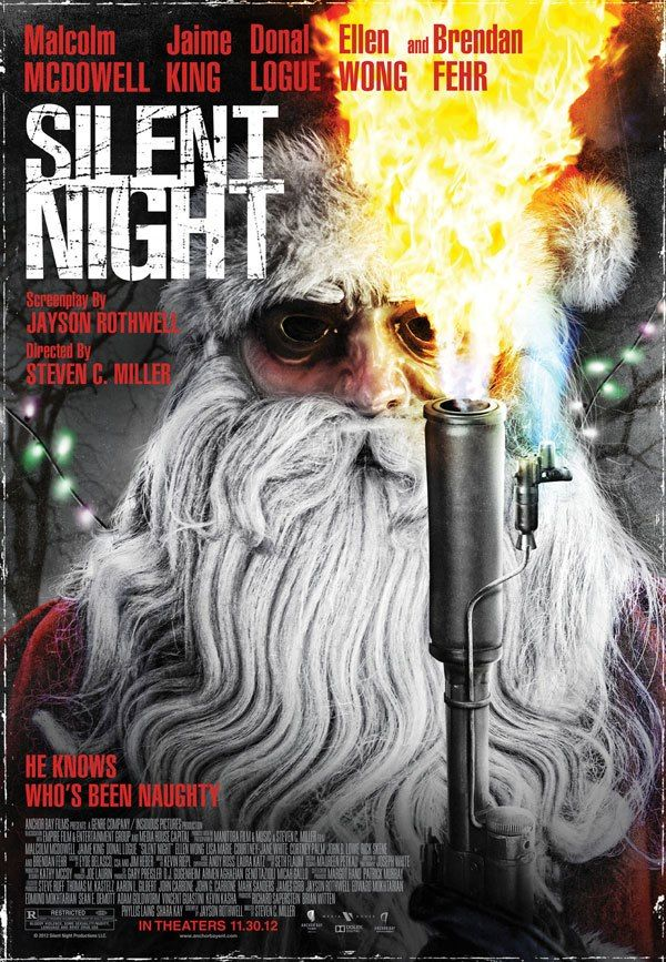 Steven C Millers Silent Night Movie Review - http://www.horror-movies.ca/2012/12/steven-c-millers-silent-night-movie-review/
