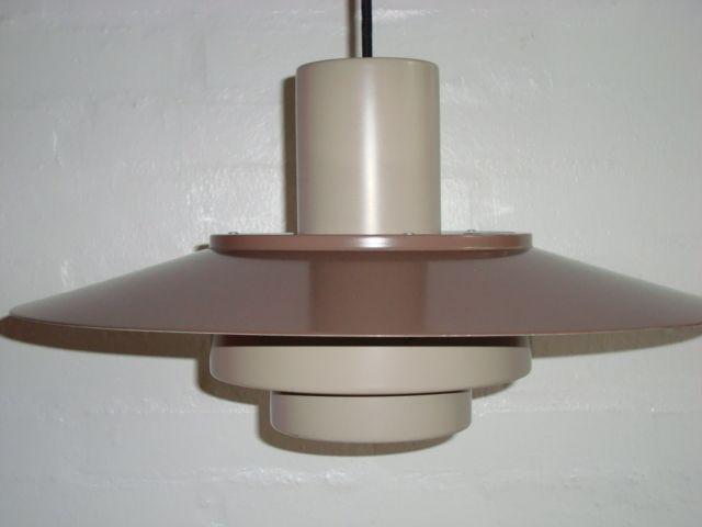 "FOG & MØRUP ""Optima"" pendants/pendler - 1975 design HANS DUE ..."