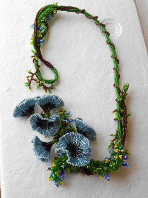 Good Morning Glory by SharonEdelmanforEPEC on Etsy