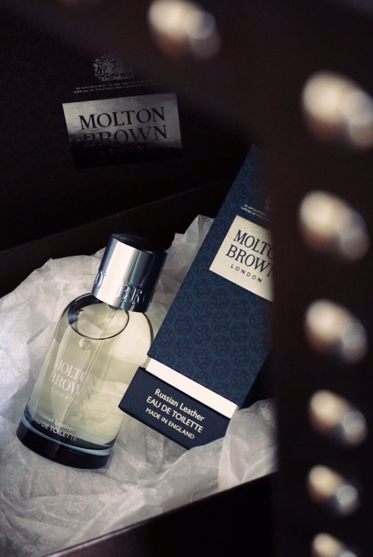 Russian Leather EDT – Molton Brown #moltonbrown #russianleather #perfume #edt #formen