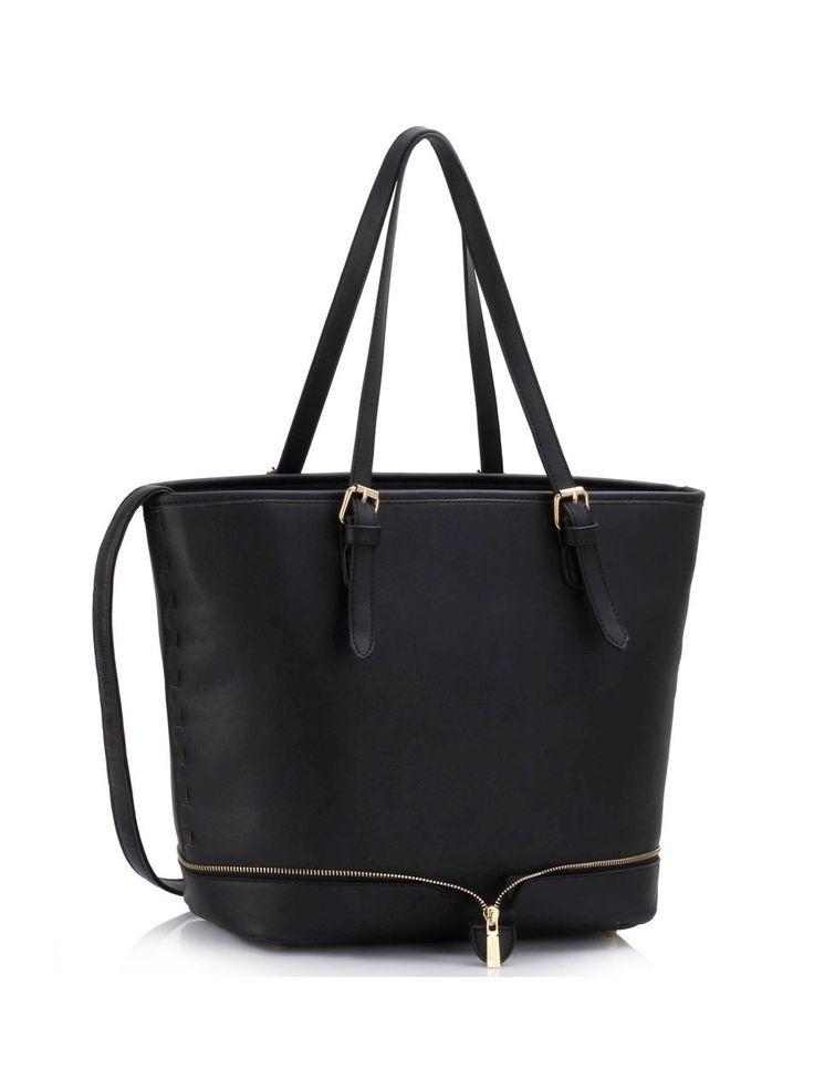 Kabelka na rameno nebo do ruky Fashion Only Zipper je stylové řešení pro každý den.