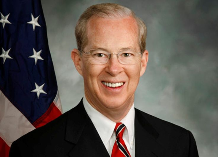 Dana Boente, new acting U.S. Attorney General, is pictured in this undated handout photo.  The United States Attorney's Office Handout—Reuters