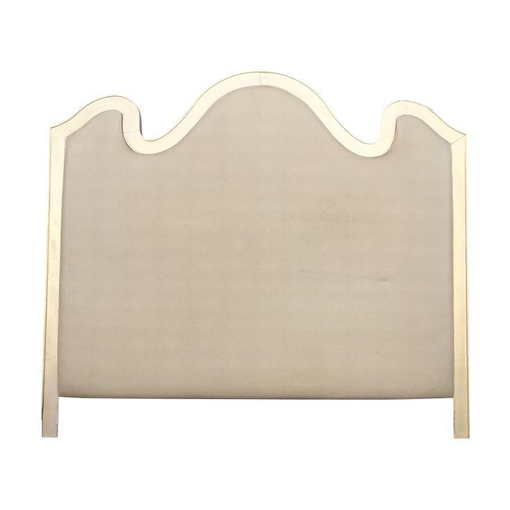 Vintage Full Size Bed Headboard on Chairish.com.    $300