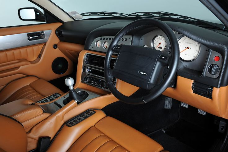 1999 Aston Martin Vantage V600 Supercharged Le Mans