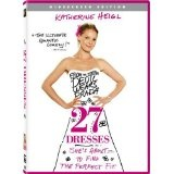 27 Dresses (Widescreen Edition) (DVD)By Katherine Heigl