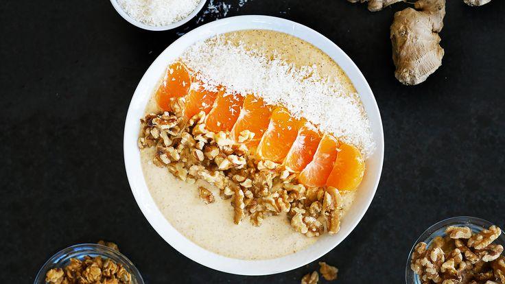 Superbowl Mango chia ingefära