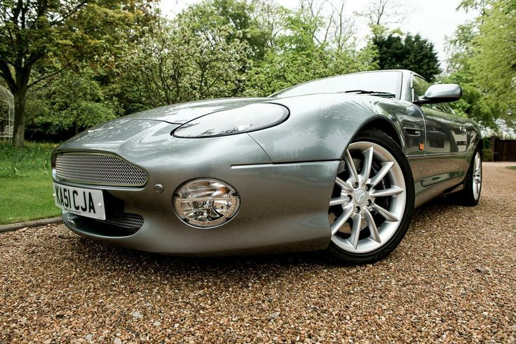DB7 - Wedding Car (With images)   Aston martin db7, Aston ...